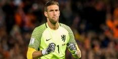 """Stekelenburg had het zwaar: """"Het WK heb ik niet gekeken"""""""