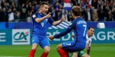 Groep A: Fransen tonen veerkracht, Zweden wint nipt