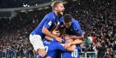 Groep G: Italië door oog van de naald, degelijke zege Spanje