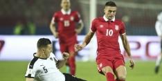 Groep D: Tadic neemt Servië wederom bij de hand