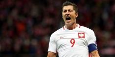 Groep E: Lewandowski wederom de held bij Polen