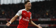 Arsenal: Özil in orde, Ramsey terug op trainingsveld