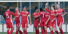 Vrouwen FC Twente naar achtste finales Champions League