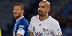 Verón (41) pakt draad weer op en doneert salaris aan club