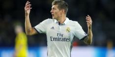 Benzema wil bij Real met pensioen, Kroos geblesseerd