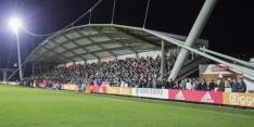 Ajax en FC Utrecht spelen doelpuntrijk gelijk in besloten oefenpot