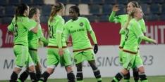 Ajax-vrouwen thuis ook te sterk voor PEC Zwolle