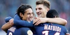 Paris Saint-Germain wint na sterk begin bij Nancy