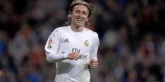 """Real verwacht Modric: """"Zien hem weer op 8 augustus"""""""