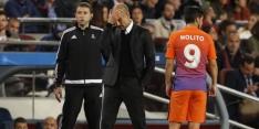 Guardiola zag kansloze missie na rode kaart eigen doelman