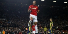 Manchester United wint ruim ondanks tegengoal Van Persie