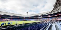 Definitief geen publiek bij bekerfinale Vitesse - Ajax