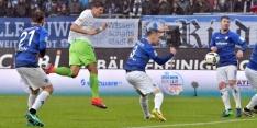 Dortmund voorkomt blamage, Bruma dupeert Wolfsburg