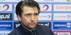 """Esbjerg reageert fel: """"Spelers die Hyballa niet willen, kunnen weg"""""""