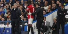 Mourinho baalt van besluit Ivoorkust over meespelen Bailly