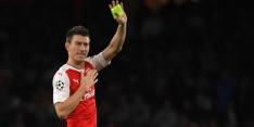 Arsenal geeft Koscielny zijn zin met transfer naar Bordeaux