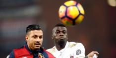 Genoa-speler krijgt lange schorsing vanwege matchfixing