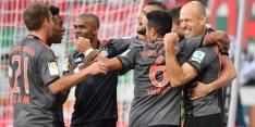 Robben en Lewandowski dirigeren Bayern naar derbywinst
