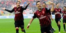 AS Roma ziet AC Milan en Lazio dichterbij kruipen