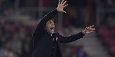 """Conte: """"Niet eenvoudig om twaalf duels op rij te winnen"""""""