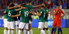 Bolivia stapt naar CAS om puntenstraf aan te vechten