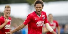 AZ wint ruim van Cambuur, Willem II verliest van Cercle
