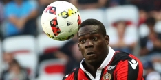 Balotelli pakt weer rood, PSG geeft voetbalshow weg