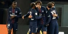 PSG en Monaco naar kwartfinale, Lyon en St.-Étienne niet