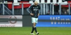 Ziyech en Traoré blijven door blessures in Amsterdam