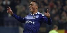 Onterechte strafschop legt basis voor winst Anderlecht