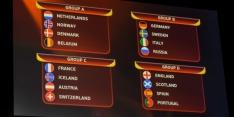 Leeuwinnen treffen Denen, Noren en Belgen op EK
