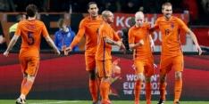 Minimale terreinwinst voor Oranje op ranking van FIFA