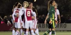 Vd Bighelaar en Van Dongen helpen Ajax langs PSV