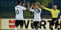 Gnabry dacht aan grap, Löw laat Gerhardt debuteren