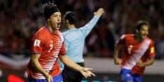 Harde nederlaag voor VS, Mexico en Panama scoren niet