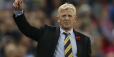 Bondscoach Strachan na mislopen WK weg bij Schotland