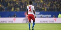 HSV-coach neemt Djourou aanvoerdersband af
