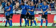 Brugge ontsnapt, Celtic heeft dertien punten voorsprong