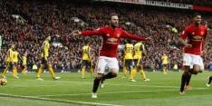 """United treft Liverpool: """"Wedstrijd op eenzame hoogte"""""""