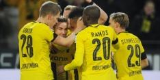 Dortmund pakt doelpuntenrecord, Zagreb historisch slecht