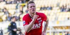 Vd Brom kiest ondanks twee goals Friday voor Weghorst