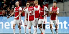 Ajax in topvorm treft ploeg zonder een actieve competitie