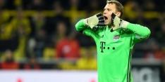 Blessure zet Neuer buitenspel voor Champions League