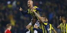Fenerbahçe verslaat Zorya, Zenit bewijst AZ een dienst