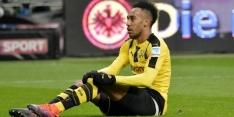 Dortmund zesde na gevoelige tik, Nordderby gelijk