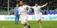 AC Milan wint ruim, ook Sevilla schrijft drie punten bij