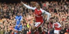 Sánchez geeft Wenger lucht en schiet Arsenal naar de finale