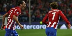 Atlético weet na twee nederlagen weer te winnen in Spanje
