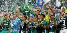 City-aanwinst en Zé Roberto (42) kampioen van Brazilië