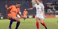 Oranje Leeuwinnen gaan ook tegen Engeland onderuit